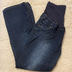Thyme Maternity Bootcut Jeans Size XL